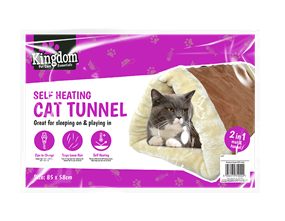 Wholesale Self Heating Cat Tunnel & Mat | Gem Imports Ltd