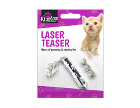 Laser Pointer Teaser Toy