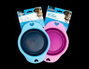 Wholesale Collapsible Pet Bowls | Gem Imports Ltd