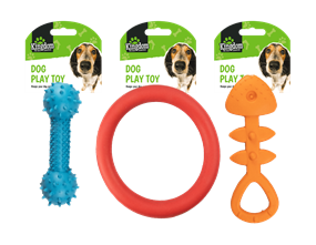 Wholesale Rubber Dog Chew Toys | Gem Imports Ltd