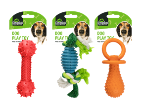 Wholesale Dog Play Toys | Gem Imports Ltd