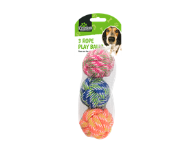 Wholesale Dog Rope Play Balls | Gem Imports Ltd