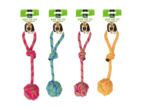 Wholesale Rope Ball Dog Tug Toys | Gem Imports Ltd