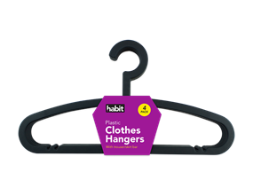 Wholesale Plastic Clothes Hangers | Gem Imports Ltd