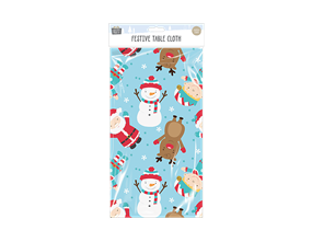Wholesale Printed Christmas Table Covers | Gem Imports Ltd