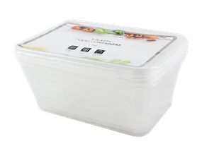 Wholesale Freezer/microwave Containers | Gem Imports Ltd