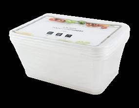 Wholesale Freezer/microwave Containers | Gem Imports Ltd