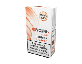 Wholesale 88 Vape Maidens Tobacco E-liquid | Gem Imports