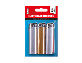 Metallic Lighters