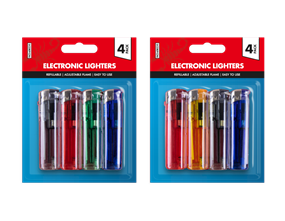 Refillable Lighters