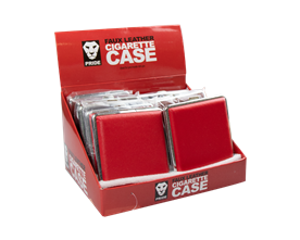 Wholesale Faux Leather Cigarette Cases | Gem Imports Ltd