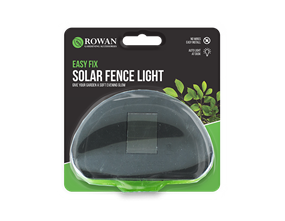 Wholesale Solar Fence Lights | Gem Imports Ltd