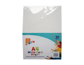 Wholesale A4 White Card   Gem Imports Ltd