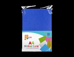 Wholesale A4 Glitter Card | Gem Imports Ltd