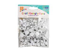Wholesale Craft Googly Eyes | Gem Imports Ltd