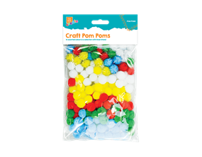 Wholesale Craft Pompoms | Gem Imports Ltd