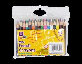 Wholesale Mini Colouring Pencils | Gem Imports Ltd
