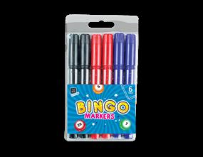 Wholesale Lucky Bingo Markers | Gem Imports Ltd