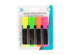 Wholesale Neon Highlighter Pens | Gem Imports Ltd