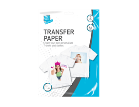 A4 T-Shirt Transfer Paper - 2 Pack