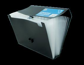 Expanding Organiser File - 26 Pockets