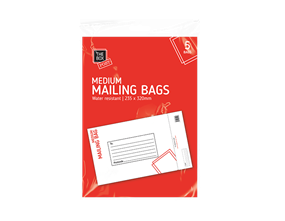 Wholesale Medium Mailing Bags | Gem Imports Ltd