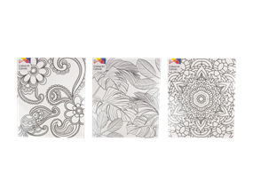 Wholesale Colour-in Canvases | Gem Imports Ltd