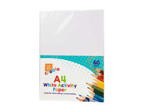 Wholesale A4 White Activity Paper | Gem Imports Ltd