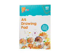 Wholesale A4 Drawing Pads | Gem Imports Ltd