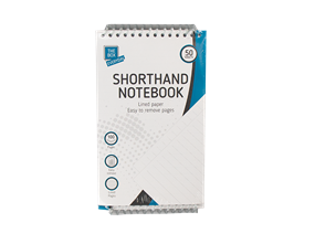 Wholesale Shorthand Notebooks | Gem Imports Ltd