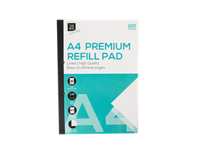 Wholesale A4 Premium Refill Pads | Gem Imports Ltd