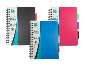Wholesale A5 Project Notebooks | Gem Imports Ltd