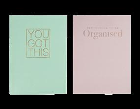 A5 PU Soft Cover Notebook PDQ
