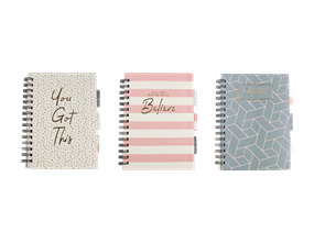 Wholesale A5 Printed Project Notebooks | Gem Imports Ltd