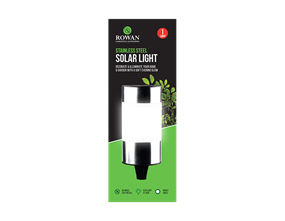 Wholesale Stainless Steel Solar Lights | Gem Imports Ltd