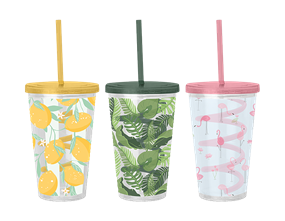 Wholesale Cup & Swirly Straws | Gem Imports Ltd