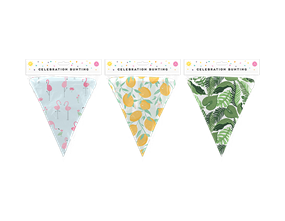 Wholesale Summer Party Bunting | Gem Imports Ltd