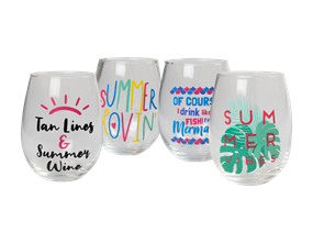 Wholesale Summer Tumblers | Gem Imports Ltd