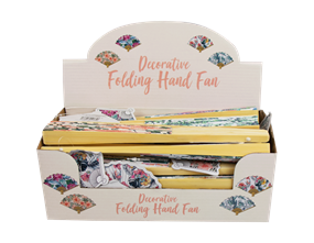 Wholesale Decorative Hand Fans | Gem Imports Ltd
