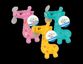 Giraffe Fan PDQ