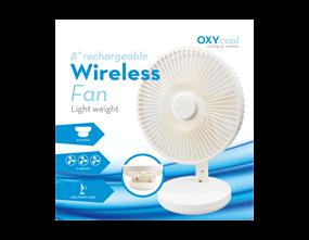 """8"""" Wireless Fan"""