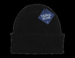 Wholesale Mens Thermal Lined Plain Beanie Hats | Gem Imports Ltd