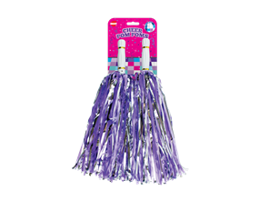 Wholesale Cheerleading Pom Poms | Gem Imports Ltd