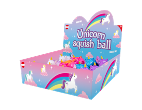 Squishy Crystal Bead Unicorn