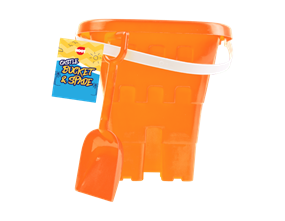 Square Castle Bucket & Spade Set