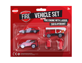 Vehicle Playset