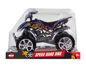 Friction Quad Bike