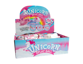 Wholesale Unicorn Splat Balls | Gem Imports Ltd