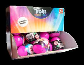 Wholesale Trolls Surprise Eggs | Gem Imports Ltd