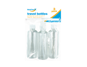 Wholesale Travel Bottles | Gem Imports Ltd